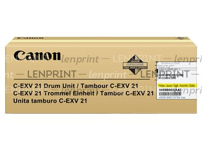 Canon C-EXV21 Yellow Drum