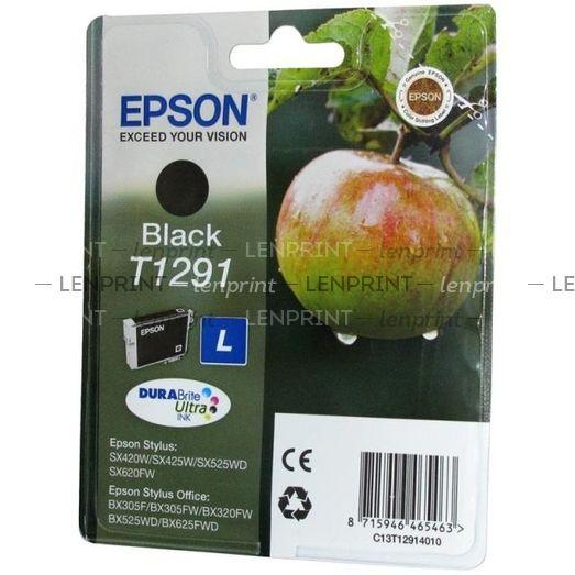 epson t1291 l. Black Bedroom Furniture Sets. Home Design Ideas