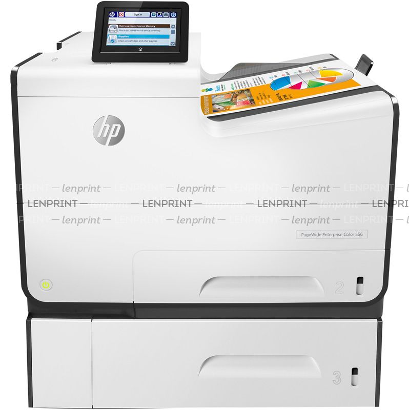 Принтер HP PageWide Enterprise 556xh