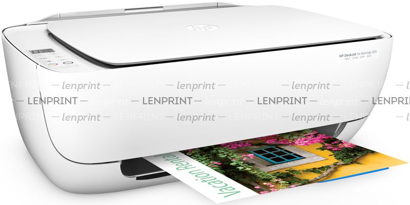 МФУ HP DeskJet Ink Advantage 3635 All-in-One