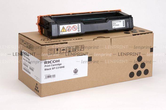 Принт-картридж Ricoh SP 201E для SP220Nw/SP220SNw/SP220SFNw. Чёрный. 1000 страниц.
