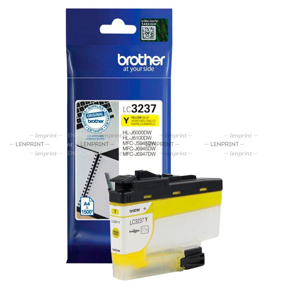 Brother LC3237 Y