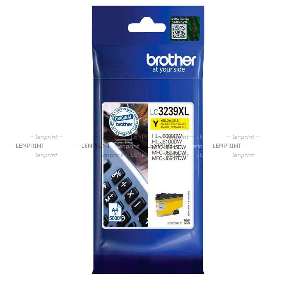 Brother LC3239XL Y