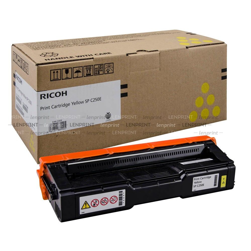 Ricoh M C250 Yellow