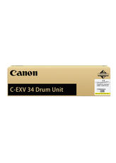 Canon C-EXV 34 Yellow Drum барабан желтый