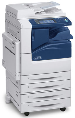 МФУ Xerox WorkCentre 7120 (базовый блок)
