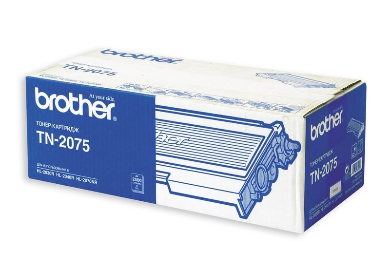 Brother TN-2075 тонер-картридж