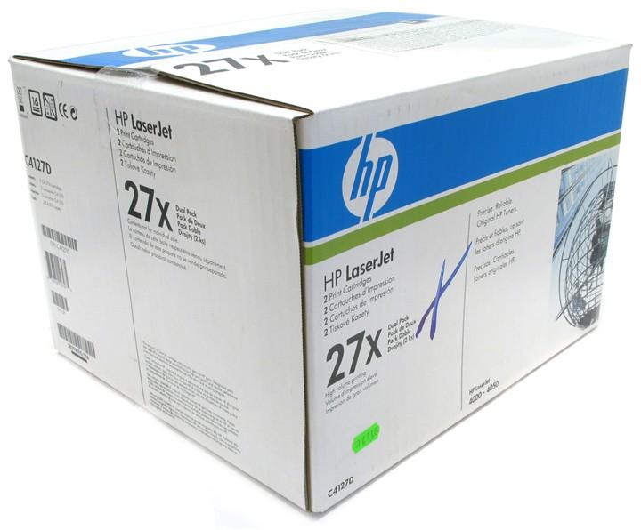 Тонер Картридж HP CE410XD черный x2уп. для HP CLJ M451 (24000стр.)